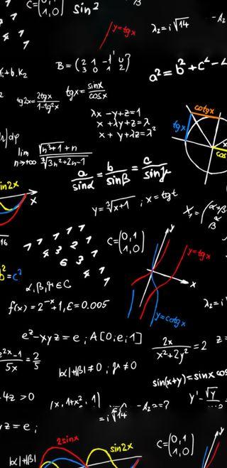 Обои на телефон учиться, стрела, maths