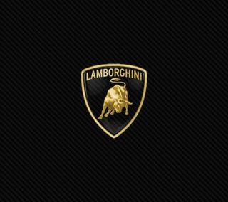 Обои на телефон эмблемы, спортивные, машины, ламборгини, карбон, волокно, авто, lamborghini emblem, lamborghini