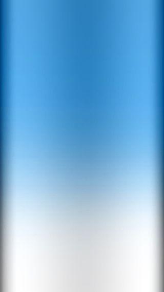 Обои на телефон серебряные, синие, омбре, дизайн, грани, абстрактные, s7, galaxy7