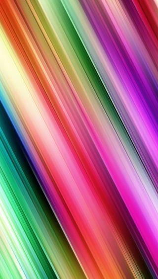 Обои на телефон высокий, цветные, линии, красочные