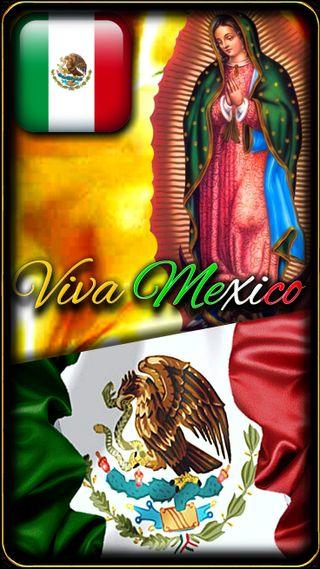 Обои на телефон флаг, мексика, banderas, bandera de mexico