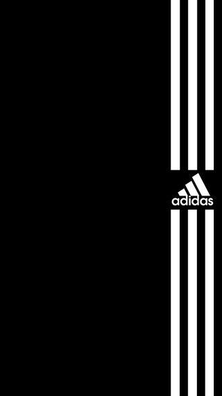 Обои на телефон полосы, черные, спорт, простые, найк, логотипы, бренды, белые, адидас, абстрактные, speedyderat, simplistic, nike, adidas