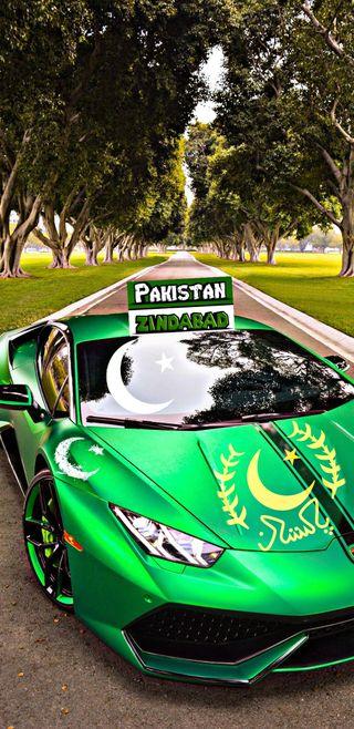 Обои на телефон челленджер, флаг, пакистан, машины, лайм, корвет, зеленые, додж, вайпер, авто, pakistan flag car, dodge