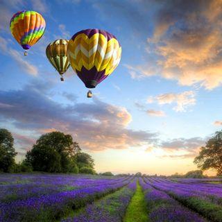 Обои на телефон шары, поездка, hn, ea, balloon trip
