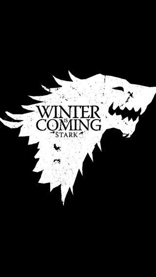Обои на телефон престолы, фильмы, трон, старк, снег, игра, зима, game of