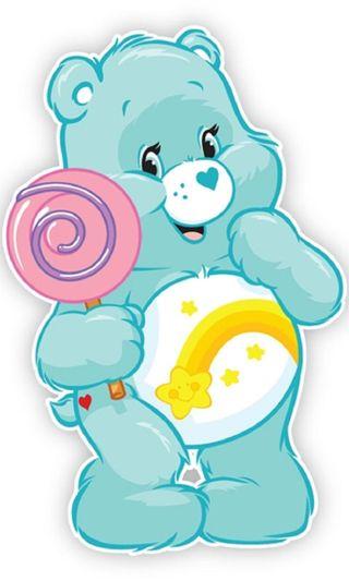 Обои на телефон забота, пожелание, мультфильмы, медведь, wish bear, care bear