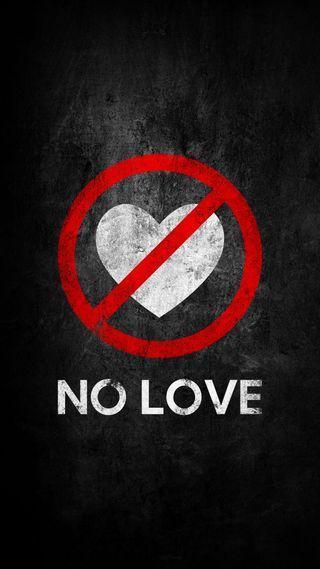 Обои на телефон сердце, любовь, знаки, здесь, высказывания, белые, white heart, no love here, no love, love, hd