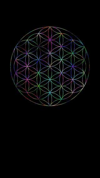 Обои на телефон геометрия, энергетики, цветы, священный, святой, жизнь, бог, power, healing, flower of life i6, divine