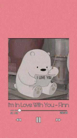 Обои на телефон медведи, эстетические, финн, сеть, панда, мультфильмы, медведь, любовь, лед, love, ice bear