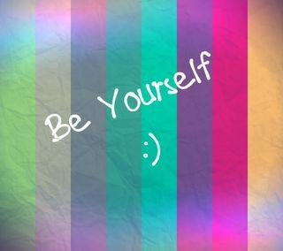 Обои на телефон будь, цитата, себя, поговорка, милые, красочные, знаки, be yourself