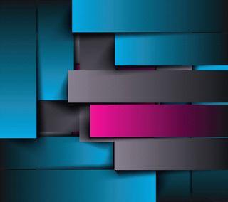 Обои на телефон цветные, линии, бар, абстрактные, color qhd, 3д, 3d