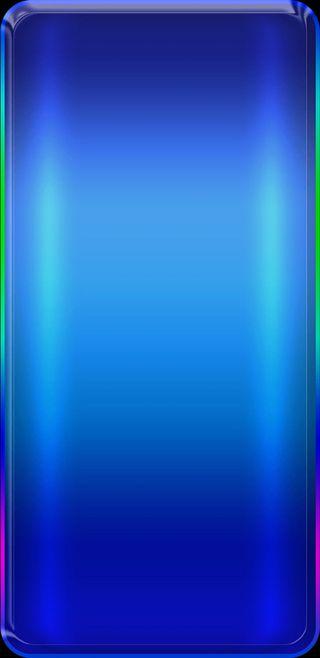 Обои на телефон экран, синие, свитч