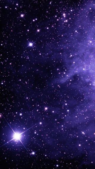 Обои на телефон туманность, звезды, галактика, galaxy