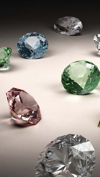 Обои на телефон камни, бриллианты, jewels