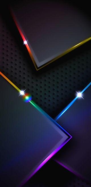 Обои на телефон темы, экран, трещина, треугольник, треснутые, телефон, стена, синие, галактика, galaxy, azulejos