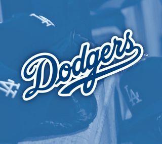 Обои на телефон бейсбол, спортивные, синие, la dodgers, dodger