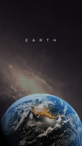 Обои на телефон удивительные, черные, текст, приятные, милые, крутые, космос, классные, земля, earth with text, atmosphere