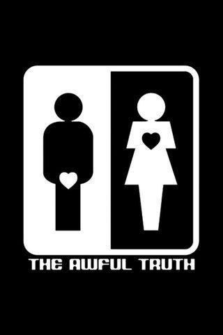 Обои на телефон правда, utfgu, ugtf, the awful truth