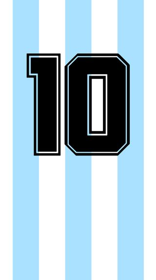 Обои на телефон чемпион, футбол, аргентина, maradona, la dorsal del 10, diego maradona, campeon del mundo, albiceleste, 1986, 10