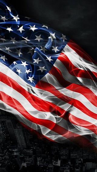 Обои на телефон флаги, флаг, сша, американские, америка, usa, smoky flag