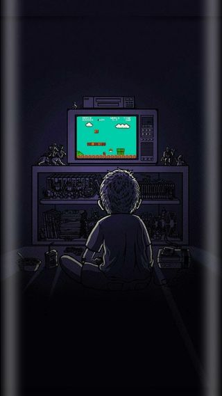 Обои на телефон экран, игры, грани, pc, gamers