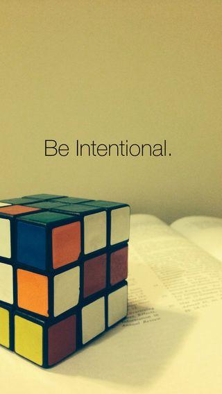Обои на телефон учиться, будь, приятные, куб, книга, арт, абстрактные, rubics, intentional, be intentional, art