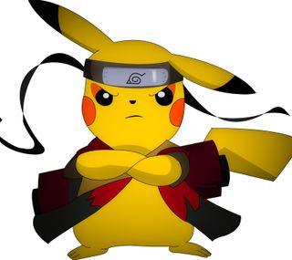 Обои на телефон покемоны, пикачу, ниндзя, shinobi