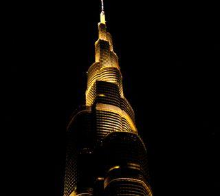 Обои на телефон здания, бурдж, tall, burj khalifa