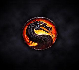 Обои на телефон анимация, страшные, развлечения, последние, мортал, игра, дракон, horro, dragon