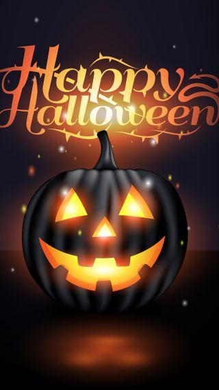 Обои на телефон тыква, хэллоуин, тема, счастливые, ведьма, halloween pumkin
