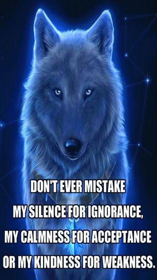 Обои на телефон блокировка, волк, now