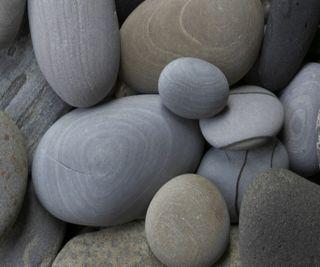 Обои на телефон мягкие, камни