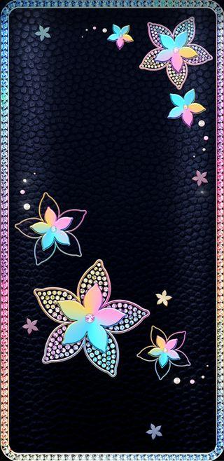 Обои на телефон девчачие, цветы, симпатичные, радуга, прекрасные, любовь, бриллианты, rainbowflowersjewels, love, jewels