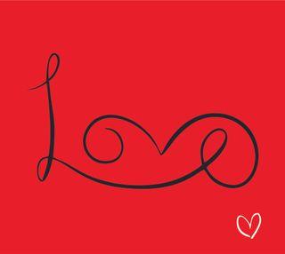 Обои на телефон любовь, красные, love