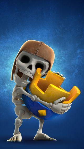 Обои на телефон скелет, рояль, король, игра, king skeleton
