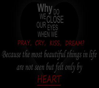 Обои на телефон настроение, цитата, фон, сердце, quote heart mood, heart mood