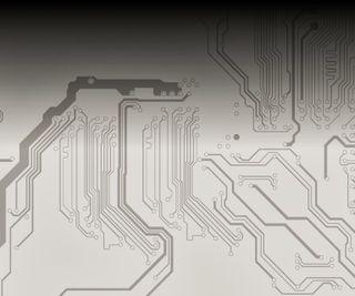 Обои на телефон микросхема, доска, абстрактные, circuit board