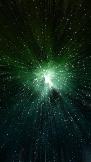 Обои на телефон планета, ночь, космос, звезды, взрыв, exploding