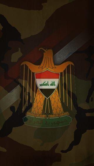Обои на телефон орел, армия, iraqi