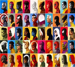 Обои на телефон герои, супер, super heroes