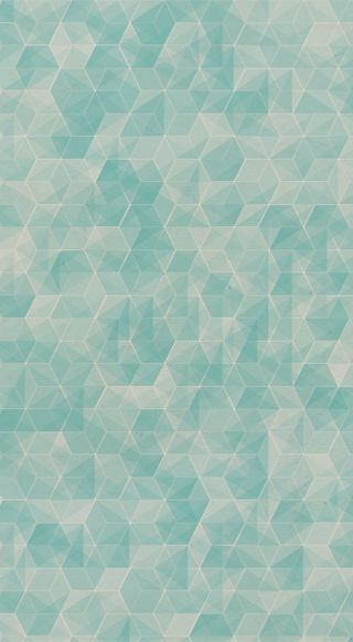 Обои на телефон кубы, синие, плоские, минимализм, аква, абстрактные