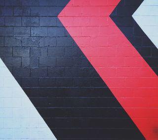Обои на телефон цвета, стена