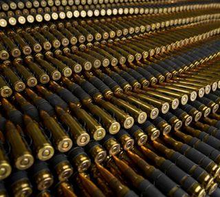Обои на телефон стальные, оружие, металл, bullet, ammunition, ammo