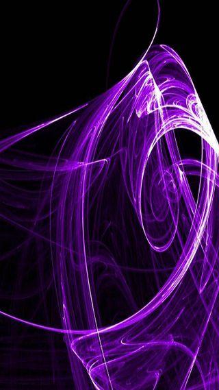 Обои на телефон эффект, черные, цветные, фиолетовые, purple color, hd purple effect