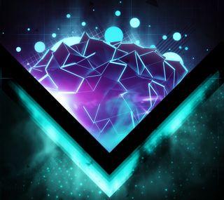 Обои на телефон формы, геометрические, абстрактные, geometric shapes