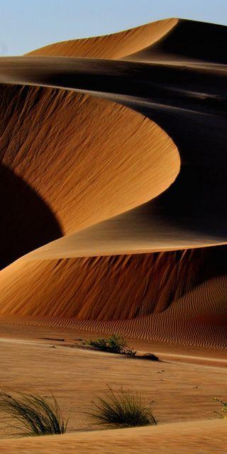 Обои на телефон пустыня, хуавей, песок, матовые, huawei mate, dunes