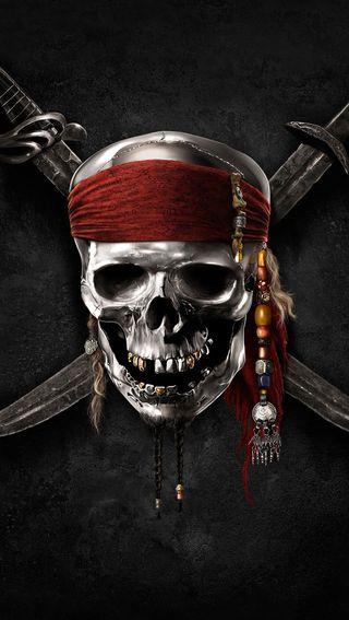 Обои на телефон пираты, дьявол, череп, темные, карибсий, sward