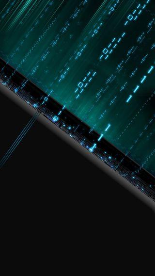Обои на телефон код, черные, супер, зеленые, вирус, абстрактные, virus code, digits