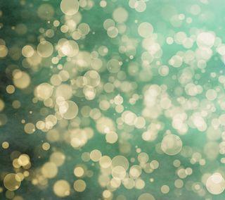 Обои на телефон пузыри, синие, винтаж, bubbles2