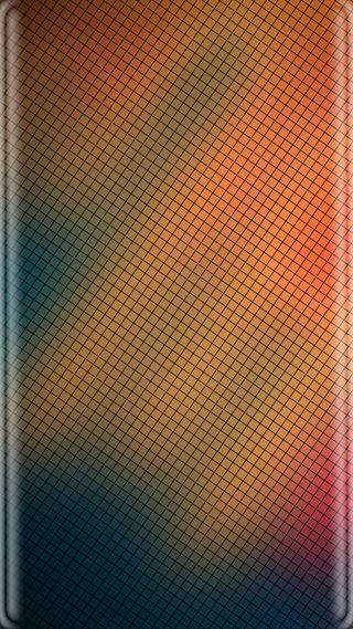 Обои на телефон синие, оранжевые, красота, желтые, грани, абстрактные, s7 edge, s7
